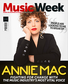 Annie Mac Music Week Cover