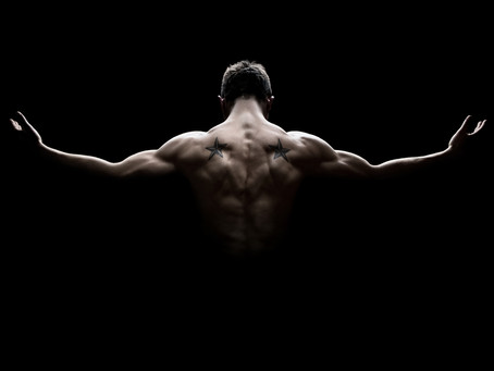 Back / triceps workout! (gym access required)