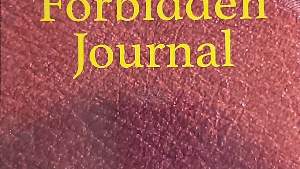 the Forbidden Journal