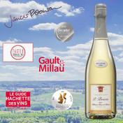 Champagne Patrick Boivin Brut Blanc de Blancs Cuvee Premier Cru Millesimé 2008 - Premi e punteggi 2021