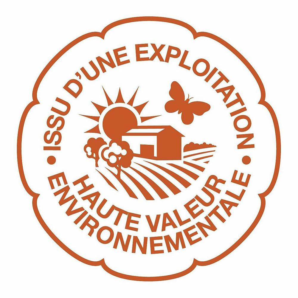 Il logo della certificazione HVE, da oggi su tutte le nuove etichette Huiban - Wine Terroir Importazione Distribuzione Vino