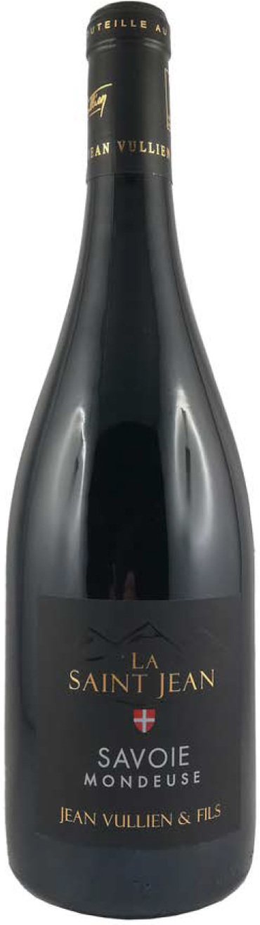 Domaine Jean Vullien Mondeuse La Saint Jean Savoia Vino Rosso