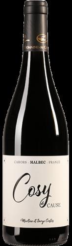 Domaine de Cause Cahors Cosy Malbec Vino Rosso