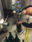 Champagne Huiban - Imbottigliamento delle magnum