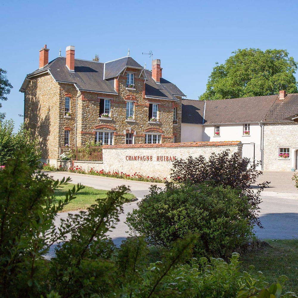 La Maison Huiban, in Vallée de la Marne - Wine Terroir Importazione Distribuzione Vino