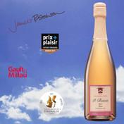 Champagne Patrick Boivin Rosé Brut Premier Cru - Premi e punteggi 2021