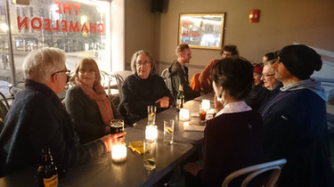 The Dilettante Society Meeting 2015