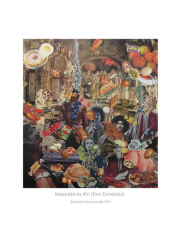 Immersion XV (The Dandies) Robert Holcombe 1971.png