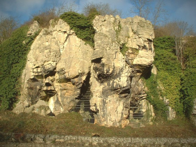creswell crags caves