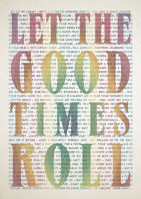 Let The Good Times Roll A3 Art Print