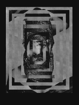 Madame Glitch A3 Print by Martin Rayment The Dilettante.png