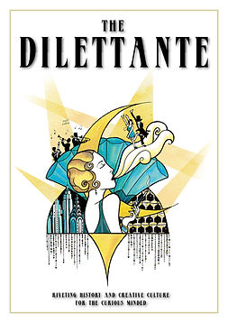 The Dilettante Poster A3 Art Print.jpg