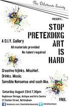 Stop Pretending Art is Hard | The Diletta