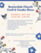Rennerdale Church Craft & Vendor Show 20