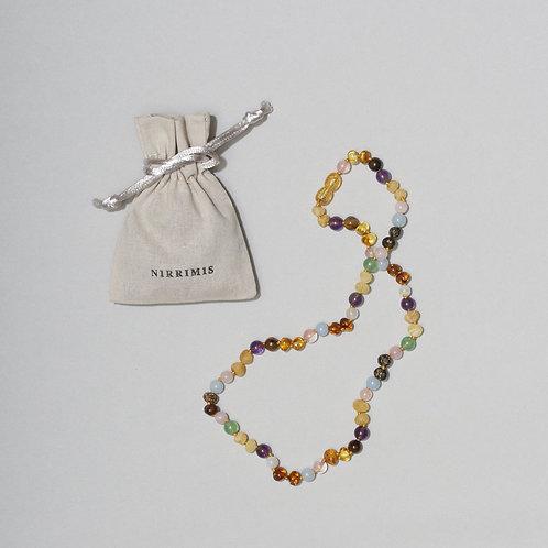 Nirrimis Rainbow Kids Necklace