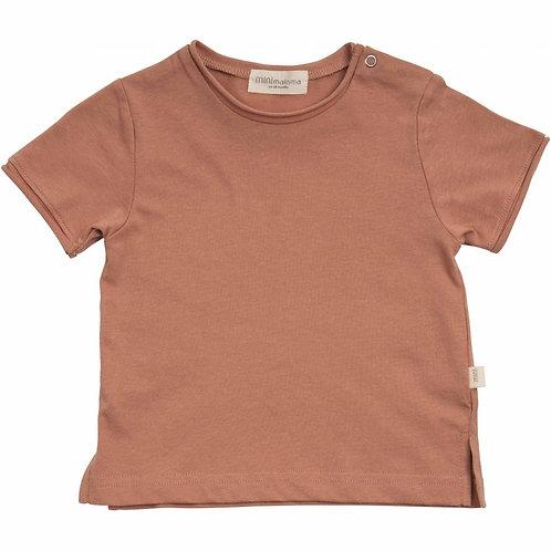 Minimalisma Lyn T-shirt Tan