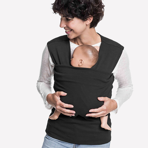 Mama Hangs Carry & Pack Black