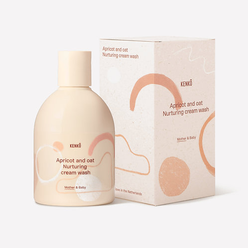 Kenkô Apricot And Oat Nurturing Cream Wash Mother