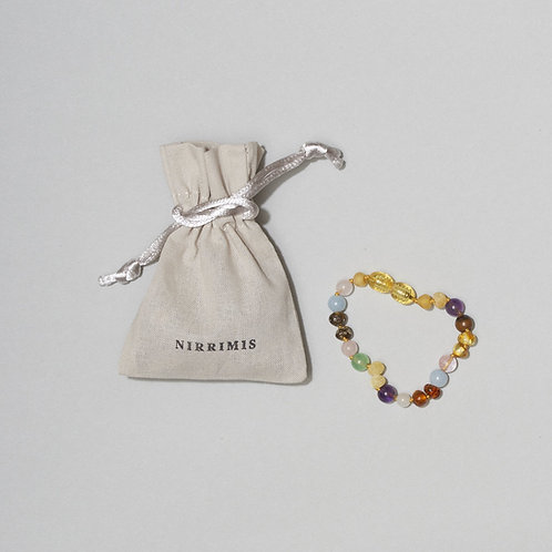 Nirrimis Rainbow Kids Bracelet