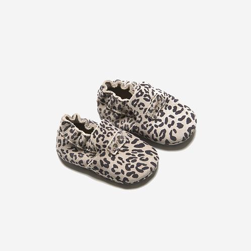 Mavies First Steps Leopard Gray
