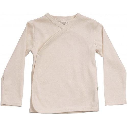 Minimalisma Mini Wrap Cardigan Natural