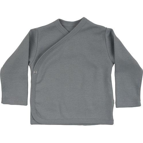 Minimalisma Mini Wrap Cardigan Powder Blue