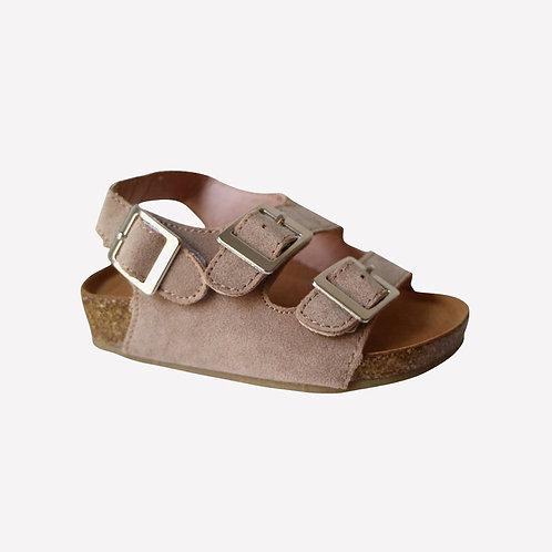 BabyMocs Vacay Sandals Beige