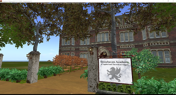 Stonehaven Academy Entrance Sign.png