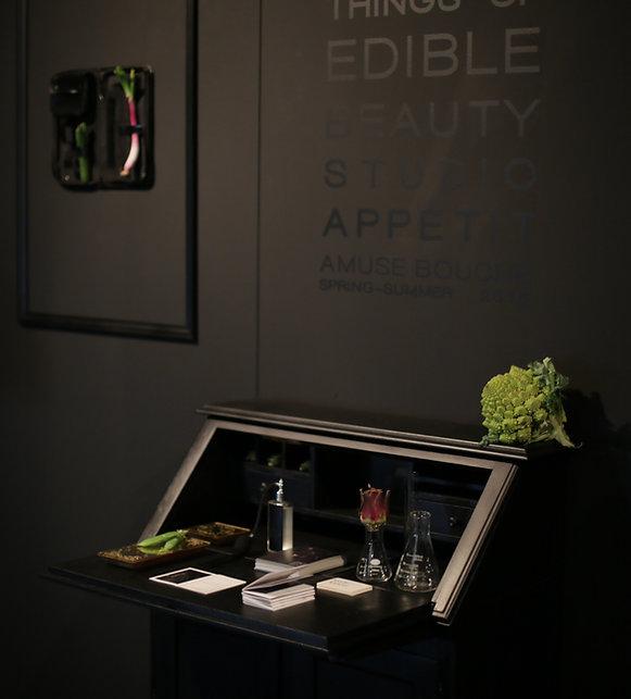 things of edible beauty _dusan showroom.