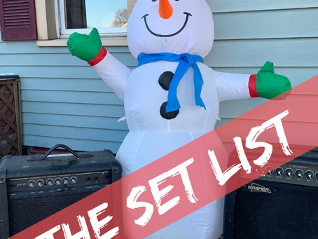 The Set List - Jan '20
