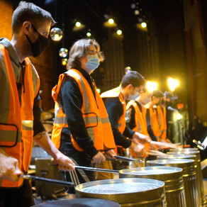 The RMC Drumline