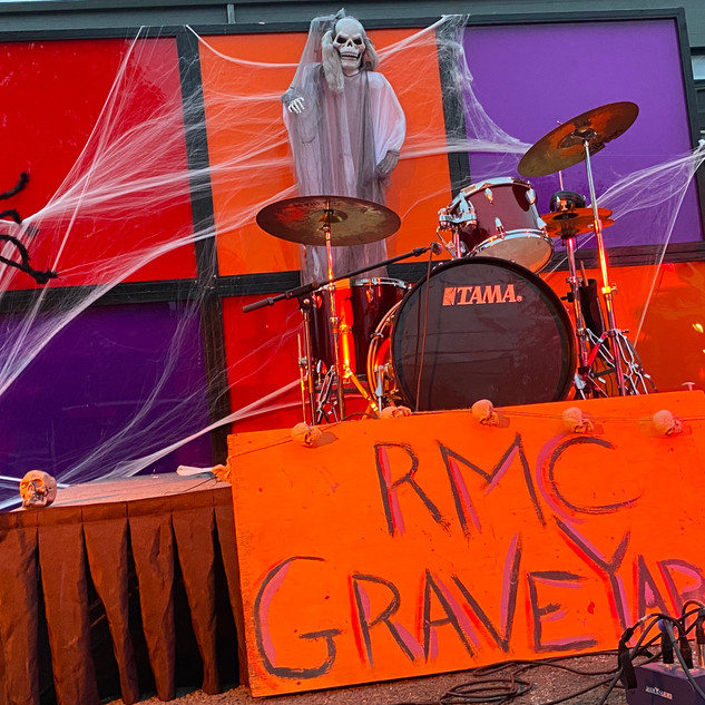 RMC Open-Mic Graveyard