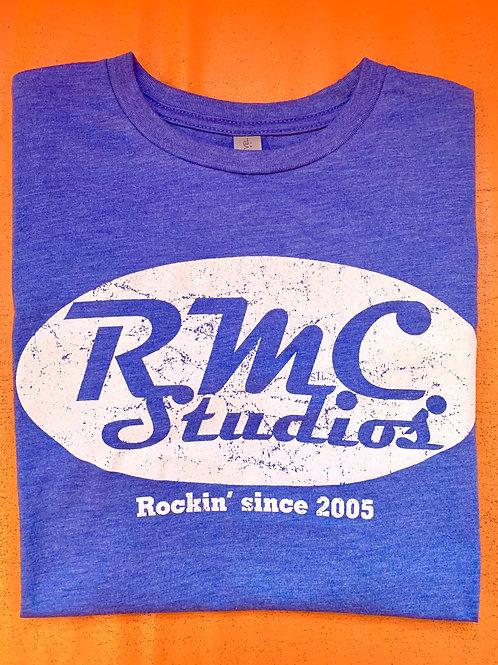 RMC T-Shirt Blue