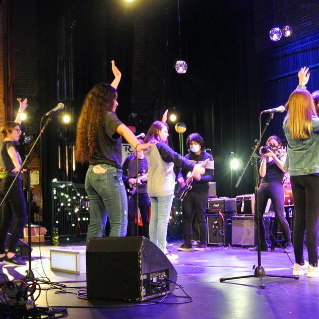 The RMC Choir