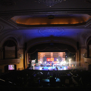 The UCPAC Main Stage