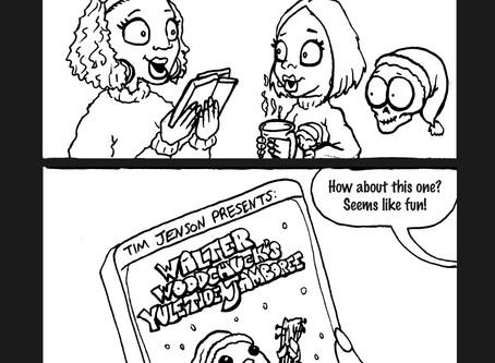 The Ballad of Walter Woodchuck