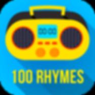 Top 100 English Rhymes