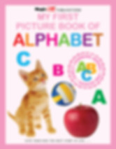 My First Picture Book Of Alphabets