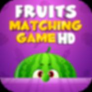 Fruits Matching Game - HD