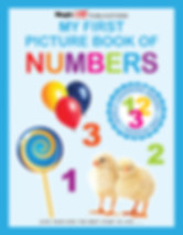 My First Picture Book Of Number