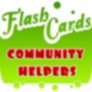 Flash Cards - Community Helpers