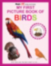 My First Picture Book Of Birds
