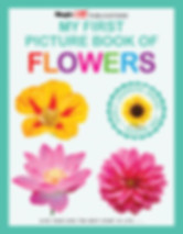My First Picture Book Of Flowers