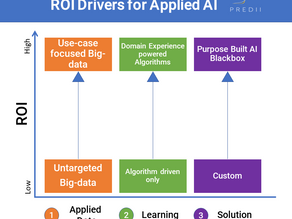 ROI Drivers For Applied AI