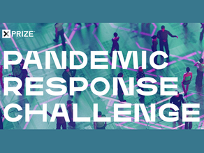 Becoming part of the solution: the XPRIZE Pandemic Response Challenge