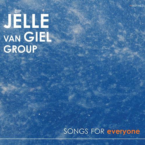 Jelle Van Giel Group - Songs For Everyone