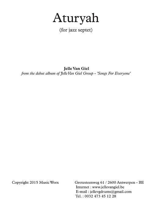 Aturyah for jazz septet