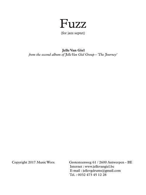 Fuzz for jazz septet