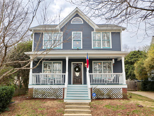 521 Watauga Street, Raleigh - For Sale