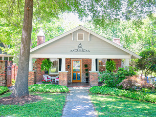 1221 Courtland Drive, Raleigh - For Sale